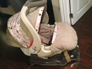 baby trend flex loc stroller carrier carseat deals locally in ontario kijiji classifieds. Black Bedroom Furniture Sets. Home Design Ideas