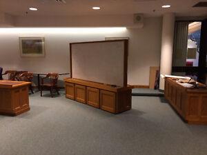 Council Chamber furnishings London Ontario image 2