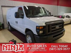 2014 Ford Econoline Cargo Van   E250 4.6 With Shelving