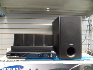 Sony Reciever with Speakers!!