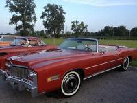 Cadillac Eldorado Texas Parade Car
