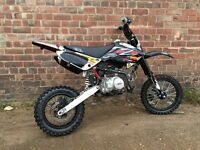 M2r 140 oil cooled pitbike