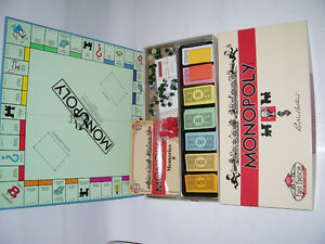MONOPOLY GAME [1935 reproduction]