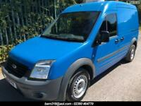 FORD TRANSIT CONNECT T230 1.8 TDCI 90 LWB HIGH RF, 1 OWNR WATER BD, EW, BLUETH