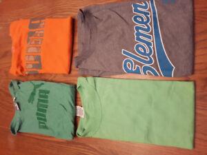 Puma mens small t-shirt lot