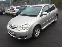 2005 Toyota Corolla 1.4 VVT-i Colour Collection 5dr