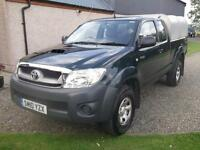 Toyota Hi-Lux 2.5D-4D Extra Cab HL2, 2010, Storry 4x4
