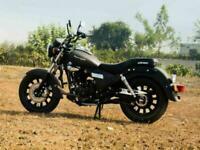 Keeway Superlight 125 cc LTD Custom cruiser roadster
