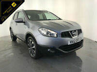 2012 NISSAN QASHAI N-TEC 5 DOOR HATCHBACK SERVICE HISTORY FINANCE PX WELCOME