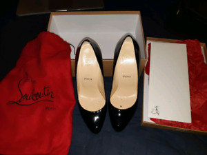 Christian louboutin red bottom heels 39