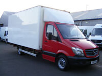 Mercedes Sprinter 313 CDI (red) 2014