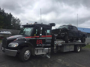 towing & auto recycling