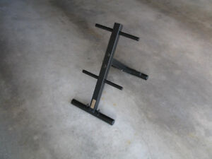 Body Solid SWT14 Standard Plate Tree