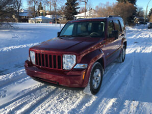 FOR SALE: 2011 Jeep Liberty North Edition