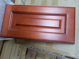 Raised Panel Solid Wood Cabinet Doors & Drawers NEW