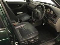 2003 Rover 45 1.8 Impression S 5dr Petrol green CVT