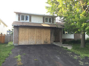Home For Sale Ideal for Restoration Contractor