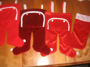 Christmas Stocking /Photo Prop / Gift Bag