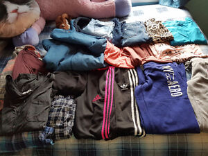 Woman's bundle of small clothing