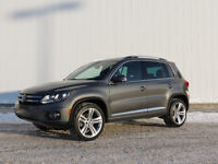 2014 Volkswagen Tiguan HIGHLINE R-LINE LOADED SUV, Crossover