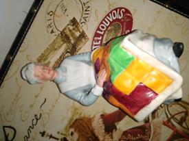 Royal Doulton figurine eventide
