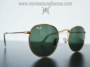 Ray ban - Rayban - Round Metal - Rb 3447 ( Osheaga Must Have )