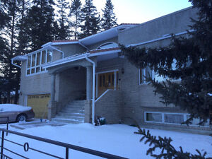Offering a shared room in Banff (available May 1)