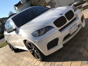 2010 BMW X6M with EXTRAS