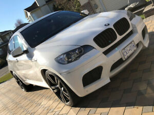 2010 BMW X6M with EXTRAS