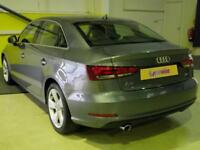 2015 Audi A3 TDI SPORT Diesel grey Manual
