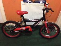 18 inch bike for sale with a free bike