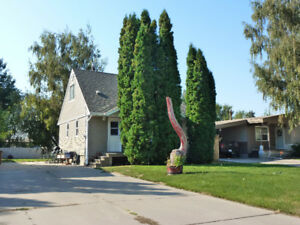 Taber, Ab. 4 bedroom home for sale