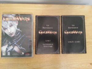 Jeux de PC  Guild Wars disque 1 et 2