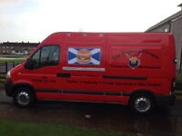 MOBILE Fully equipped to go catering van with pitch. Open to any offers