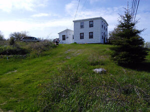 House minutes to Halifax with Acreage across from Water