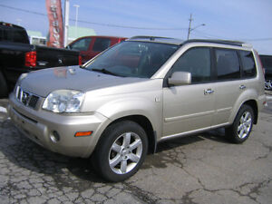 2006 Nissan X-trail LE SUV, 4X4 Cambridge Kitchener Area image 1