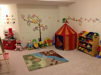 *Happy Haven Daycare Barrhaven - 1 Full Time Availability ASAP*