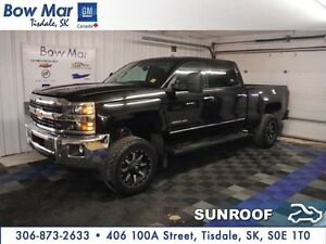 2015 Chevrolet Silverado 2500HD-*HEATED STEERING WHEEL*PWR PEDAL