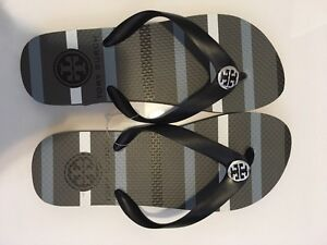 Tory burch flip flops - Brand new - Size 6 Kitchener / Waterloo Kitchener Area image 1