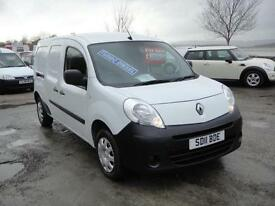 2011 Renault Kangoo Maxi 1.5 DCI Van. Twin SLDs. Only 89,000 miles.