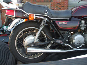 1979 HONDA CB750K .......ONLY FOR PARTS