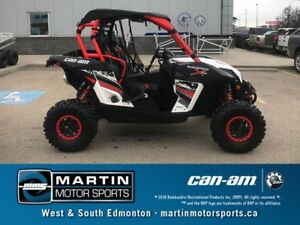 2015 Can-Am Maverick X rs XDS 1000R