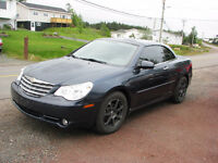 2008 Chrysler Sebring Limited Hardtop Convertible Coupe (2 door)