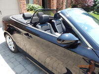 BMW 128i Convertible Folding Wind Screen, Like New