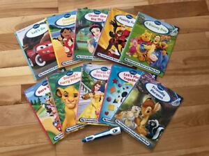 Play-a-Sound Interactive Disney Books