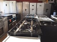 APPLIANCES STORE -- WASHING MACHINES-GAS & ELECTRIC COOKERS-AMERICAN SIDE BY SIDE FRIDGE FREEZERS