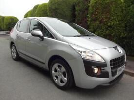Peugeot 3008 Crossover 1.6e-HDi Diesel MPV Sport Auto Estate Low Mileage FSH
