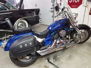 2005 Yamaha Vancouver Star