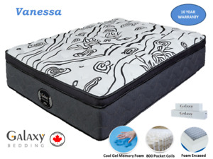 NEW! ★ Pocket Coils & Cool Memory Foam ★ Can Deliver