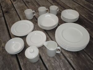 Athena Dishes - Box Lot of 30pcs